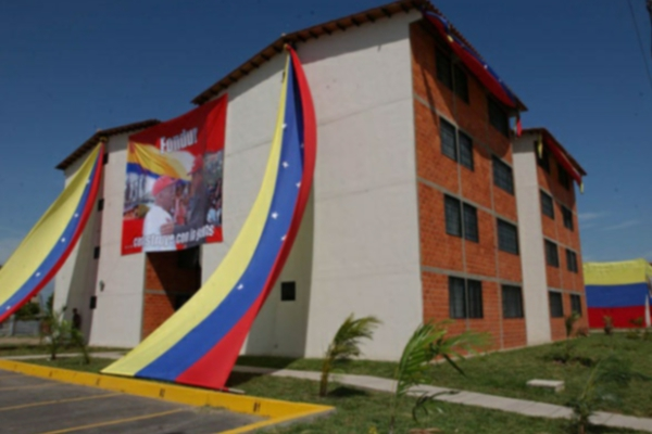 Government-provided housing in Venezuela | Photo: venezuelanalysis.com