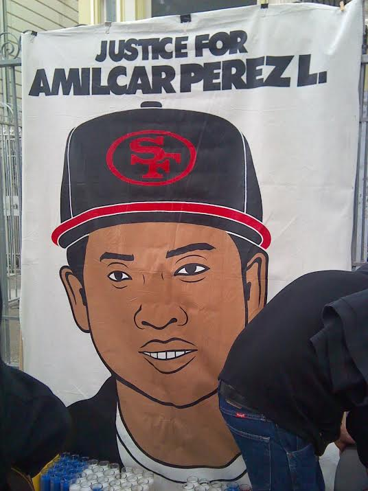 Photo of SFPD cover-up exposed in Amilcar Perez-Lopez killing