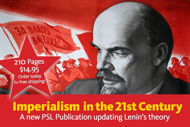 Photo of May Day special: PSL's Imperialism in the 21st Century now an e-book and in print!