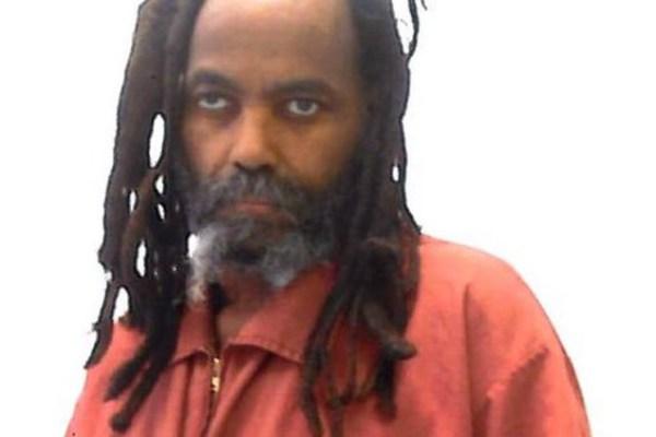 Recent photo of Mumia Abu Jamal