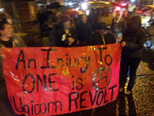 Photo of Homeless queer and trans youth organize to fight back