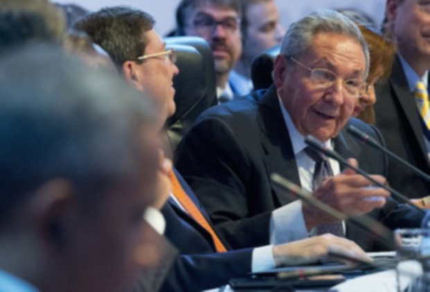 Speech by Raúl Castro at the Summit of the Americas