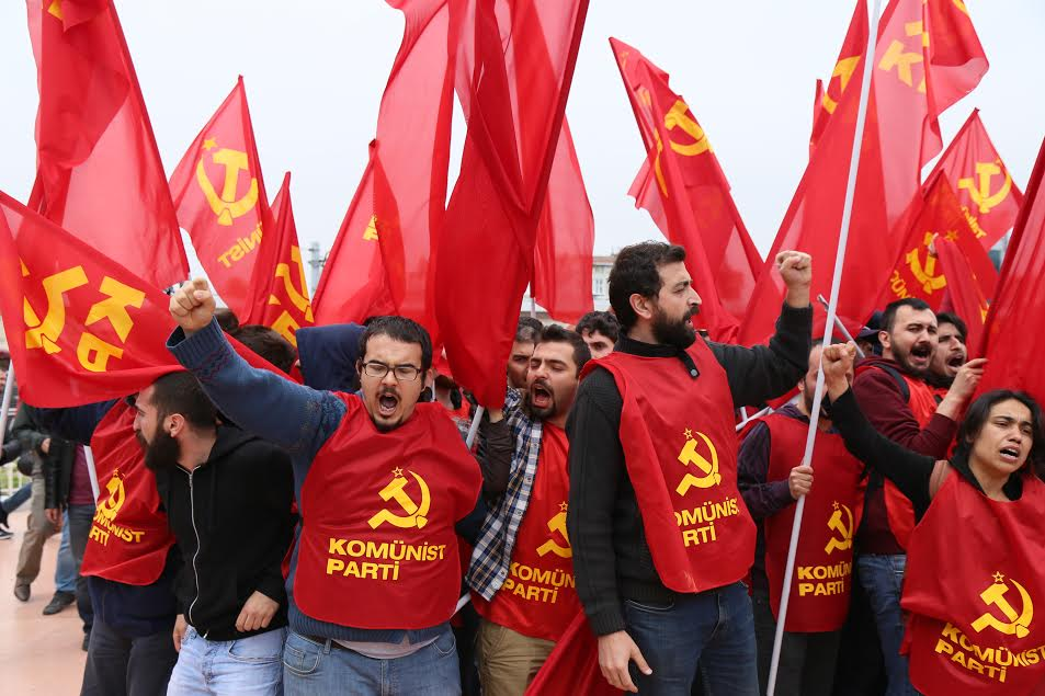 Photo of Demand freedom for jailed Turkish Communists!