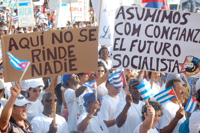 Photo of Cuba was never a terrorist state