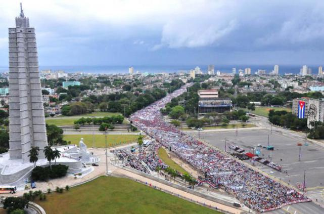 Photo of May Day: Reason for celebration in Cuba, oppression in Turkey