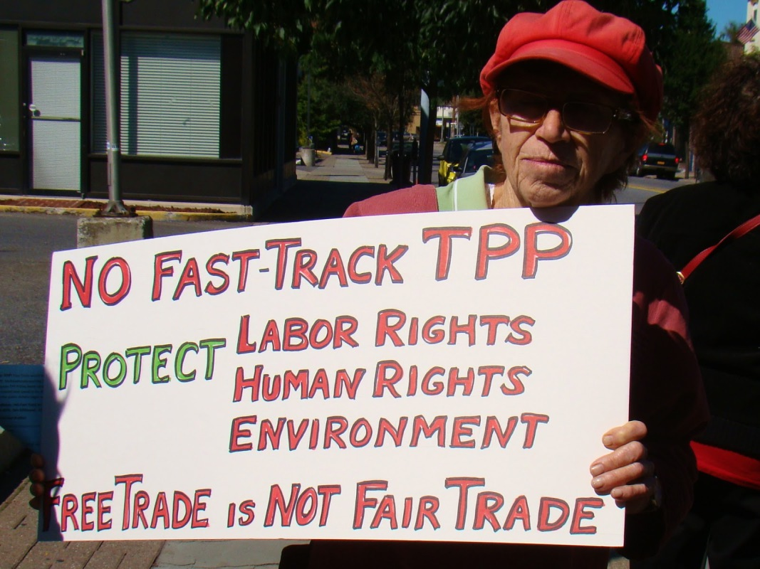 Fast Track and the filthy rich