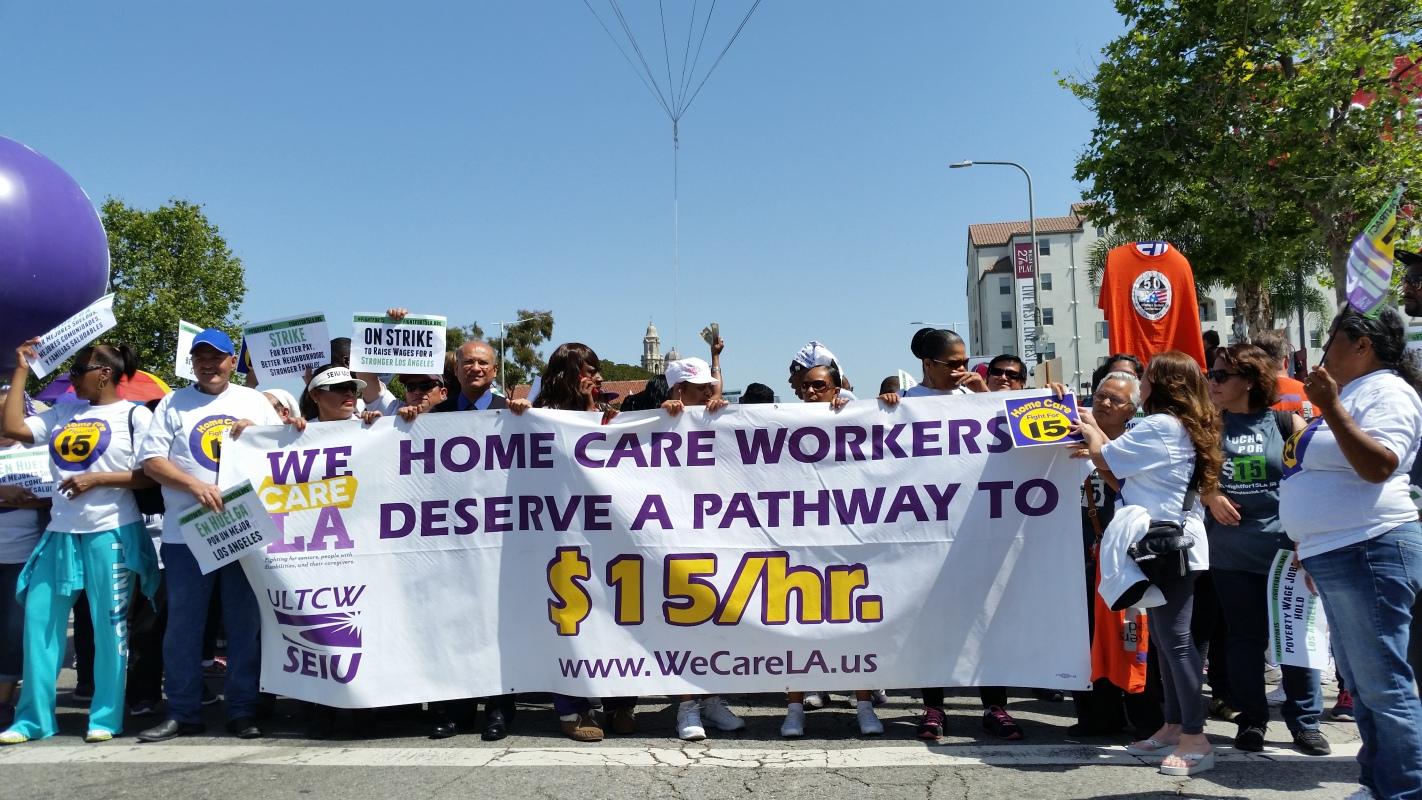 LA raises the minimum wage-here's how