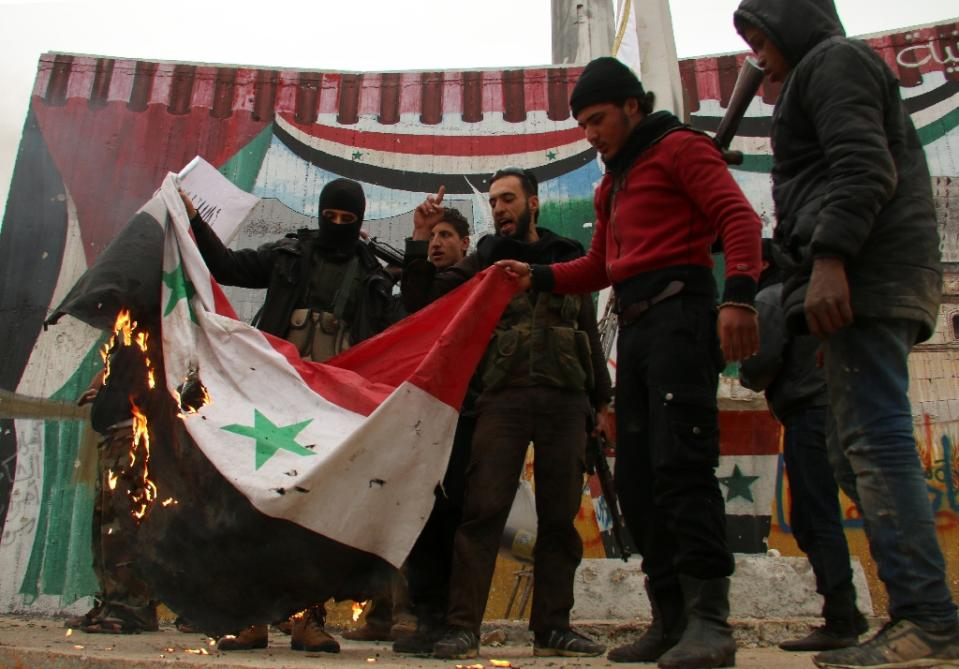 Photo of Rebel victories deepen Syrian crisis