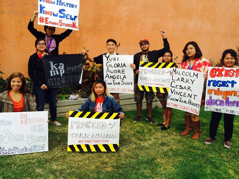 Photo of Ethnic Studies and Politics 101 in California