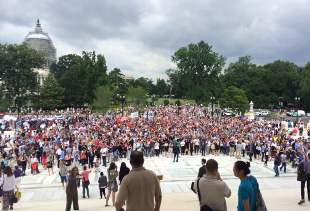 Marriage equality and peoples' struggles win at the Supreme Court