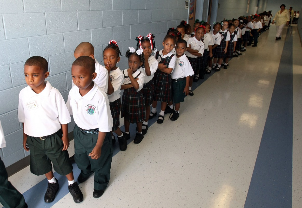 Photo of New Orleans schools go all charter at expense of truly public education