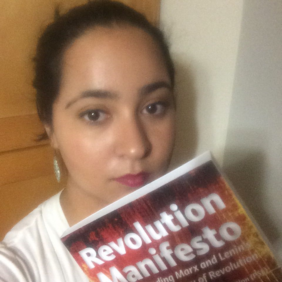 Photo of Activists explain #WhyIStudyRevolution