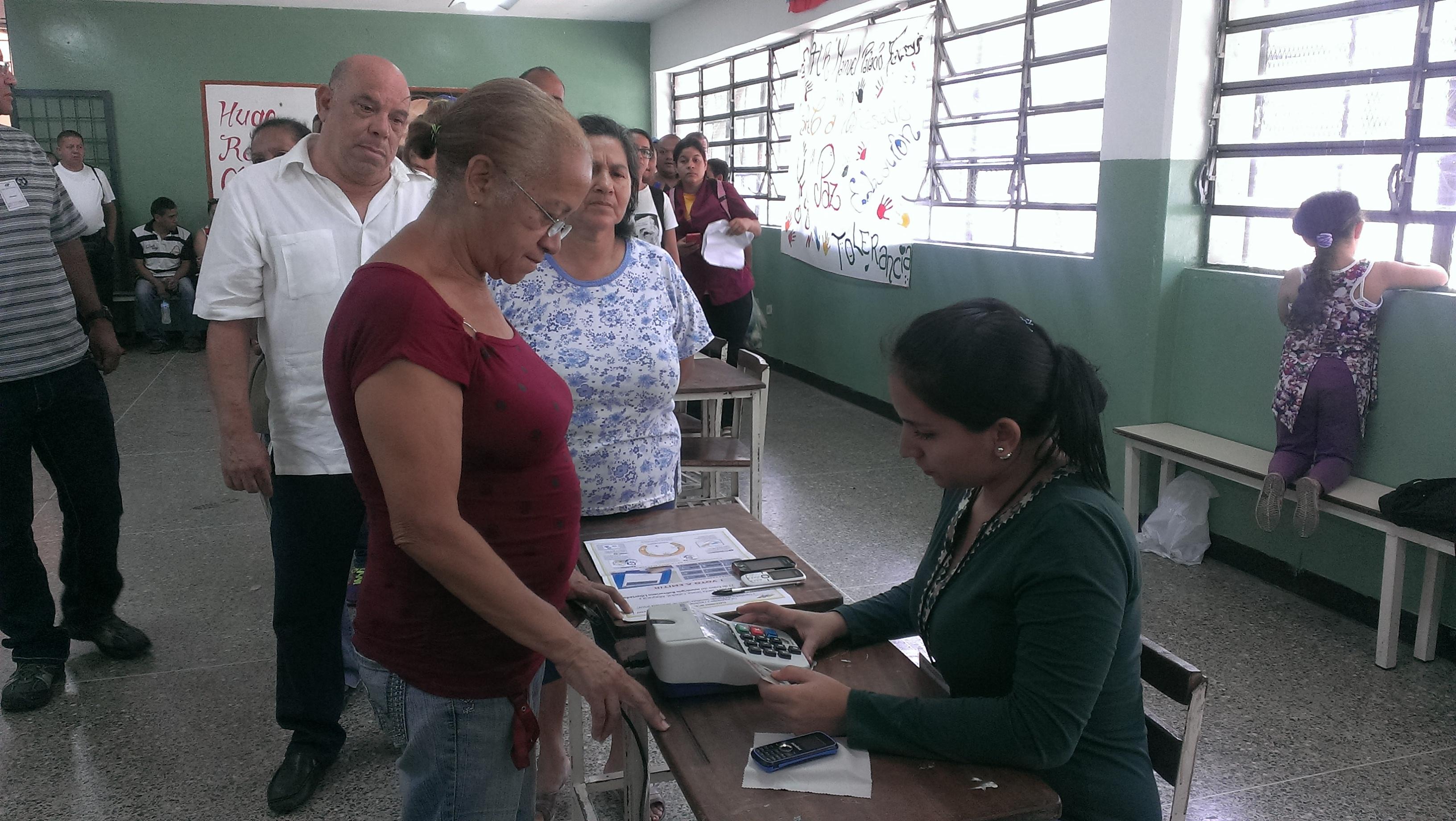 Photo of Eyewitness: Observing PSUV primaries in Venezuela