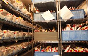 Shelves and shelves of untested rape kits put women's lives in danger.