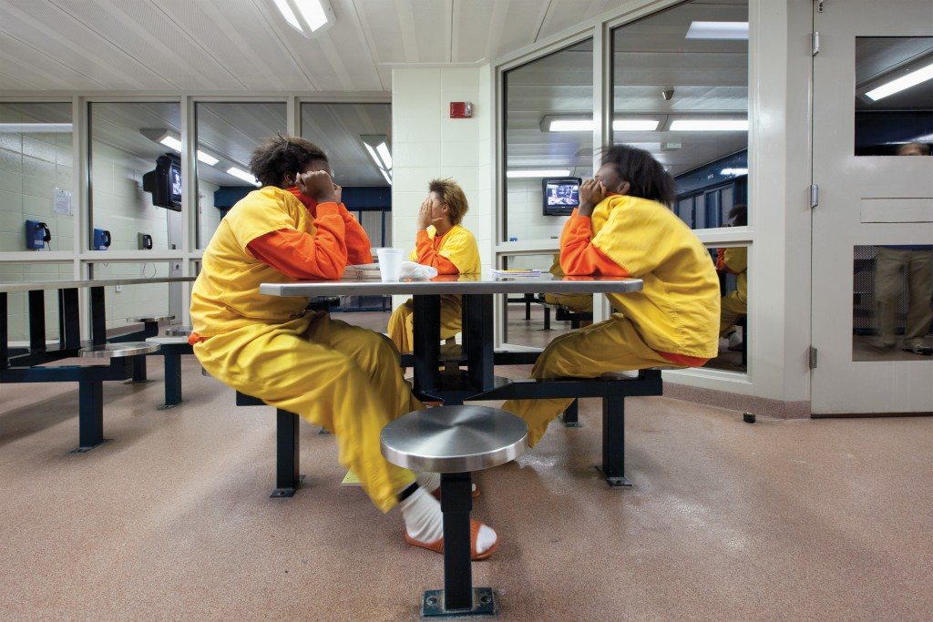 Photo of Report outlines criminalization of girls