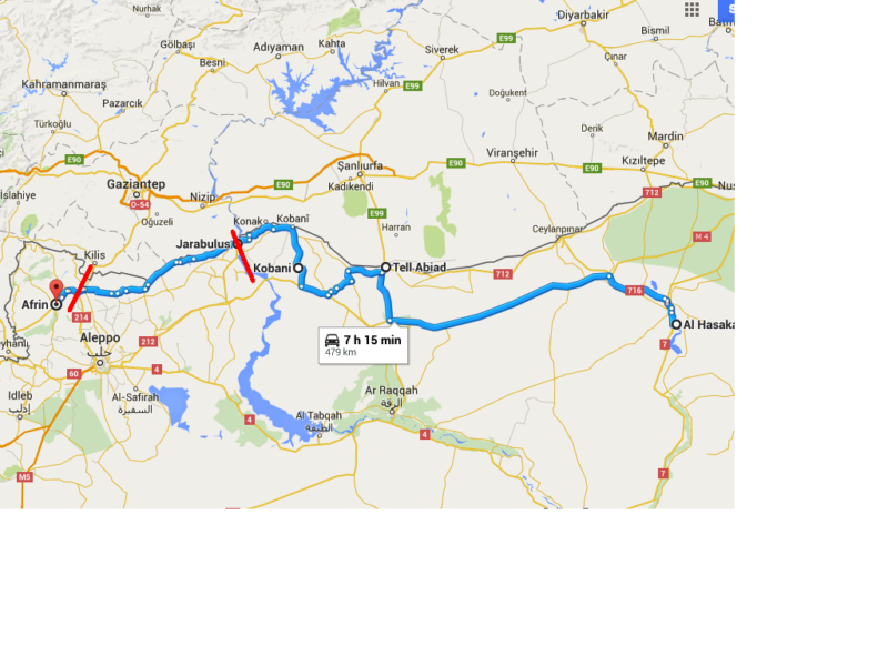 Gaziantep Map%0A Turkey u    s AKP pushes for military intervention in Syria  Liberation News