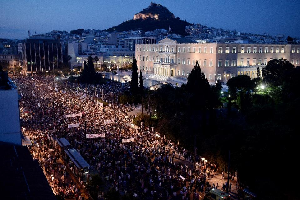 Crisis and opportunity as EU-Greece standoff comes to a head