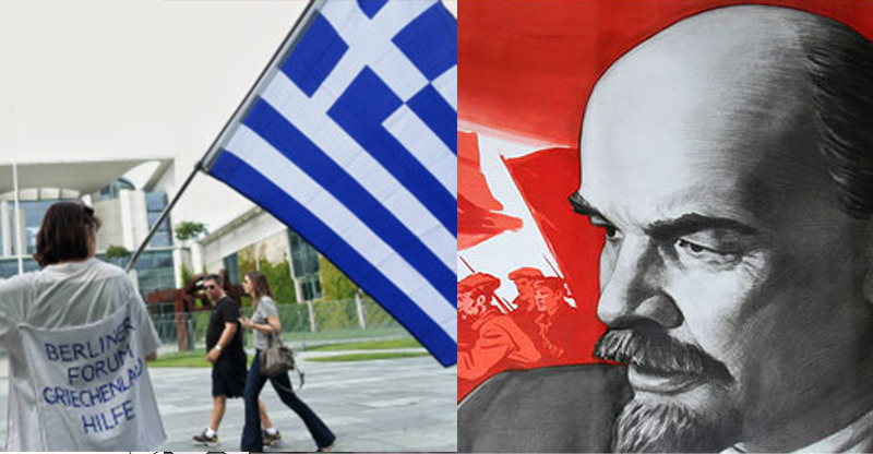 Photo of Audio: Greece and 'Imperialism in the 21st Century' (from Pacifica Radio)