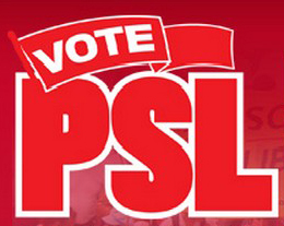 Photo of Announcing the PSL's 2016 Presidential Campaign!