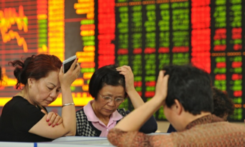 China currency devaluation and signs of slowdown spark global financial panic