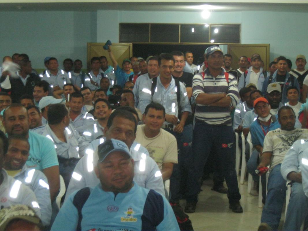 Photo of Colombia: Peaceful rhetoric, deadly reality – Wílter de Jesús Quintero Tapasco presente!