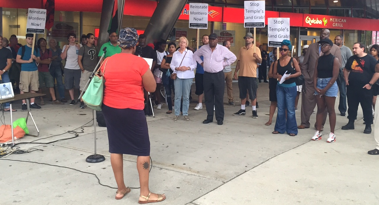 Photo of In defense of Dr. Monteiro, the Black radical tradition, and North Philly