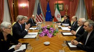 Negotiations in Geneva