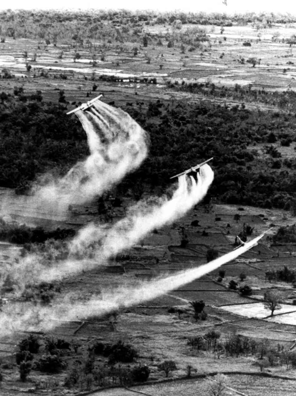 Photo of The Pentagon's war on the environment