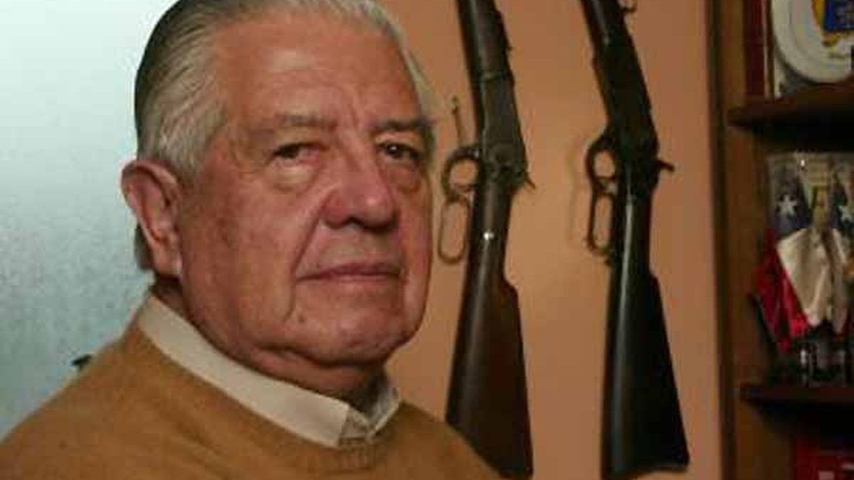 Photo of Pinochet's Mengele passed away