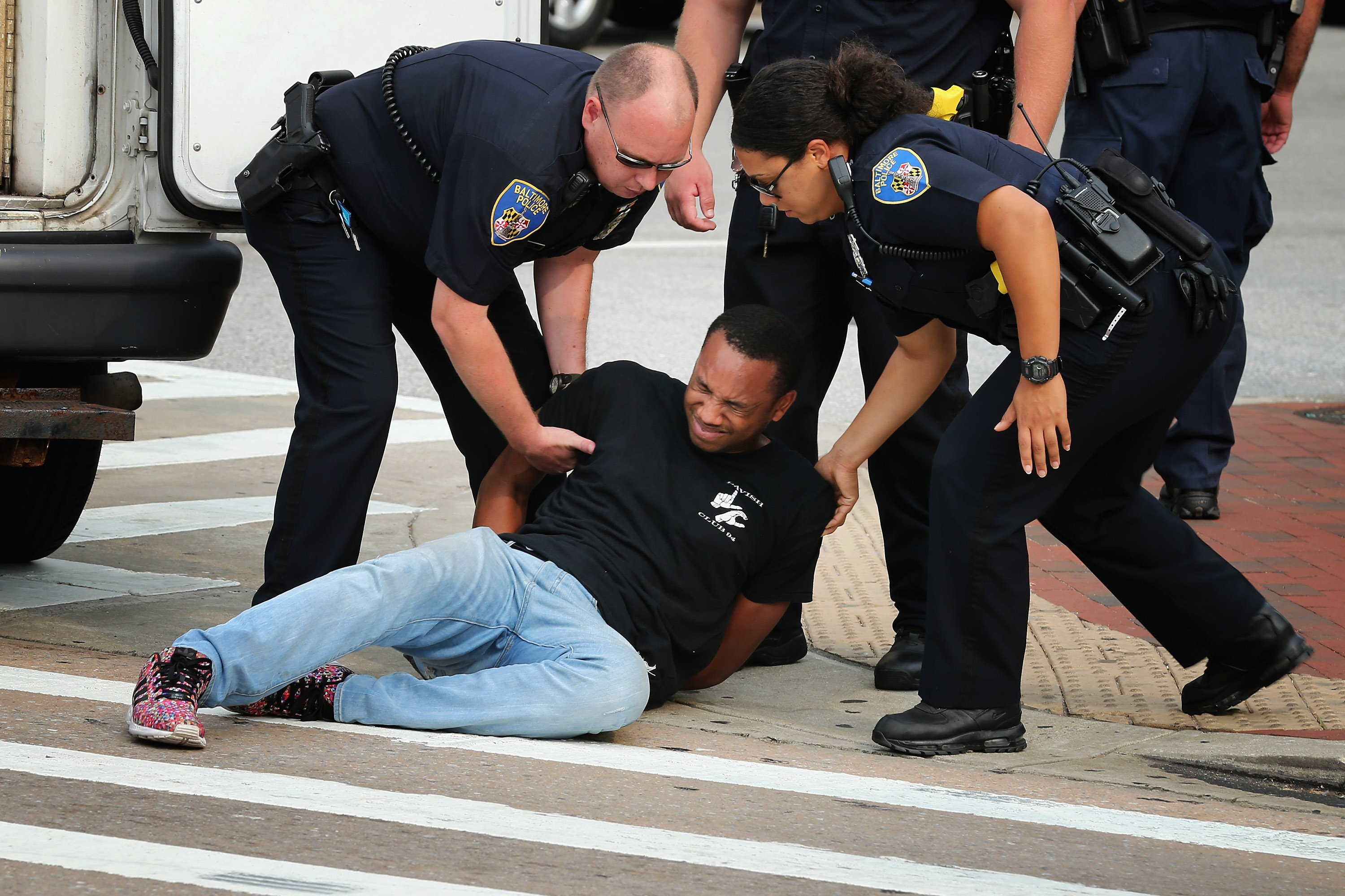 Baltimore protest leaders targeted for repression as movement continues