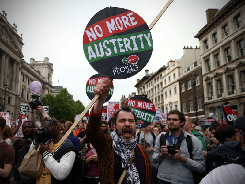 Photo of Corbyn's next steps include backing huge anti-austerity mobilization