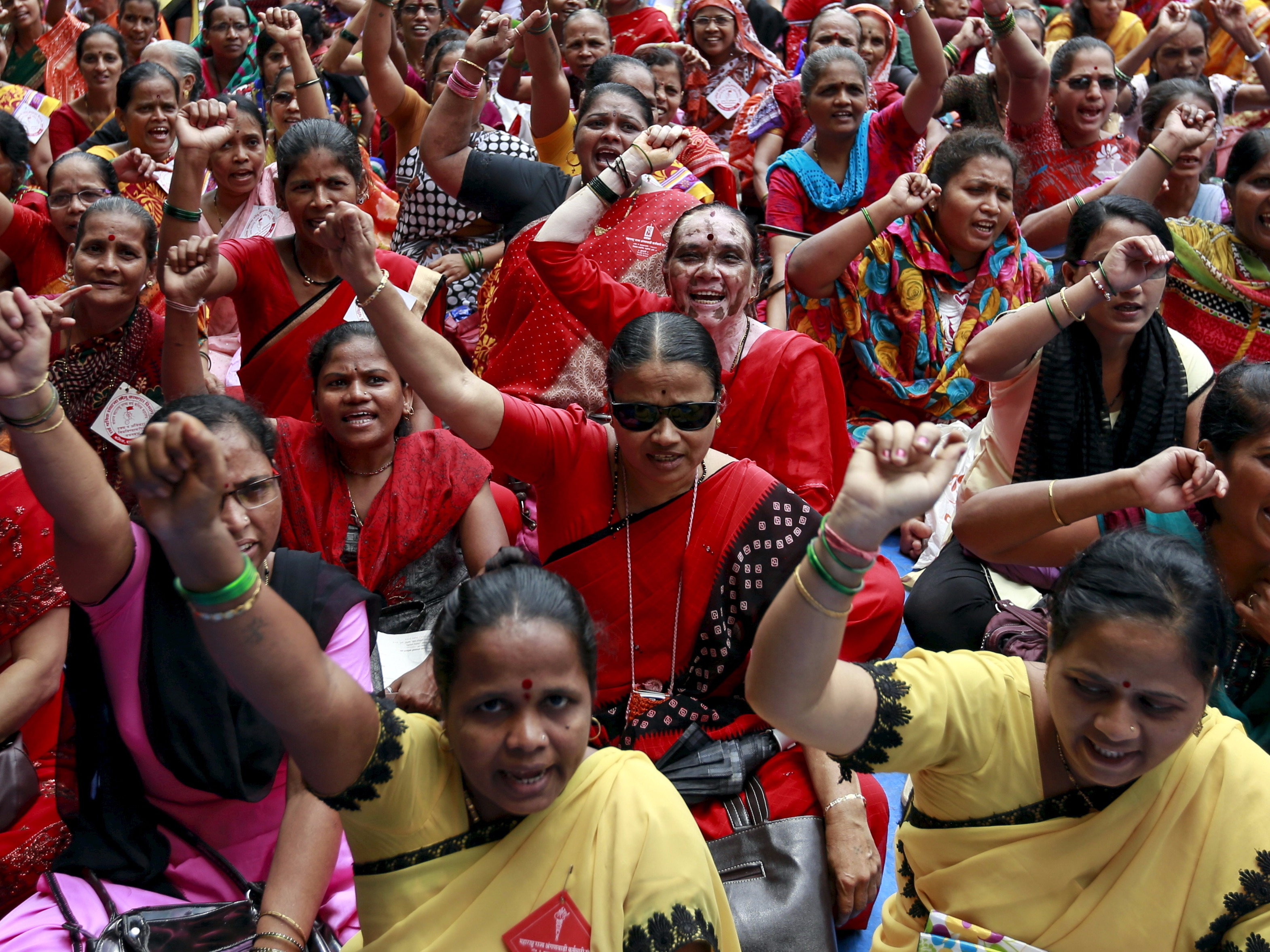 General strike in India fights Modi's anti-worker policies