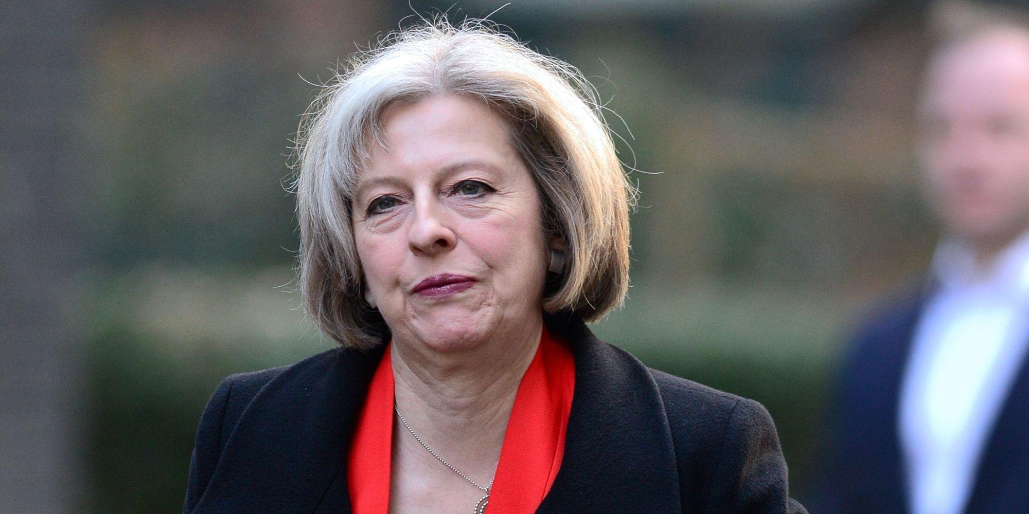 Photo of Theresa May: Savior or slaughterer of black people?