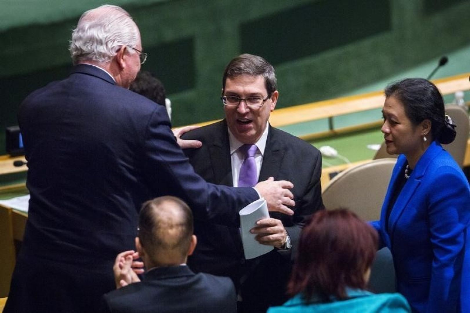 Photo of Smashing victory for Cuba at UN