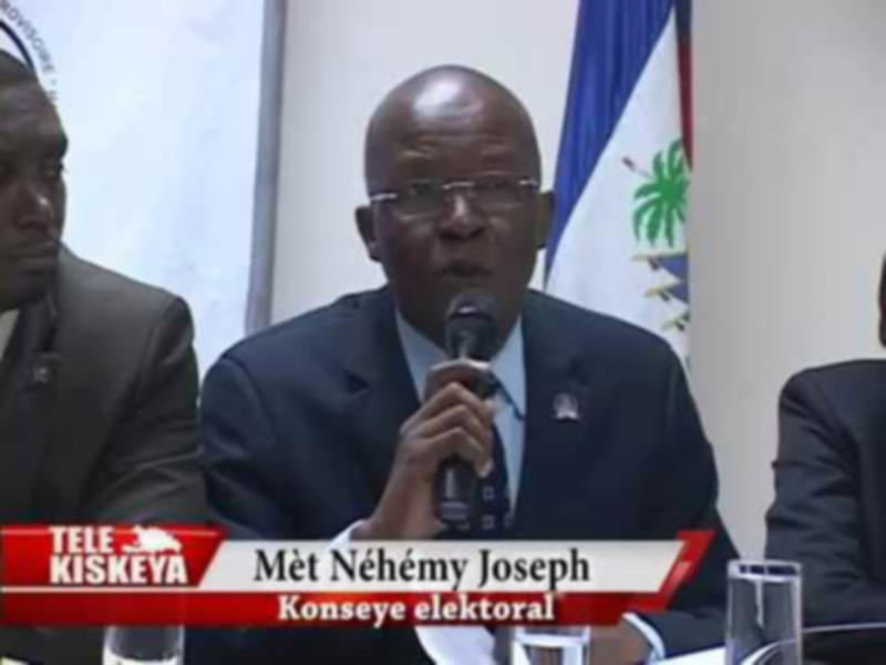 Photo of Election Council member's resignation a blow to Haiti's electoral process