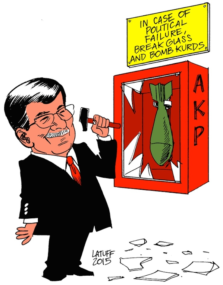 Photo of AKP regains parliamentary majority after general elections in Turkey