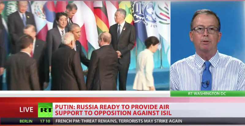 Photo of Obama meets Putin — a shift on Syria? Brian Becker on RT