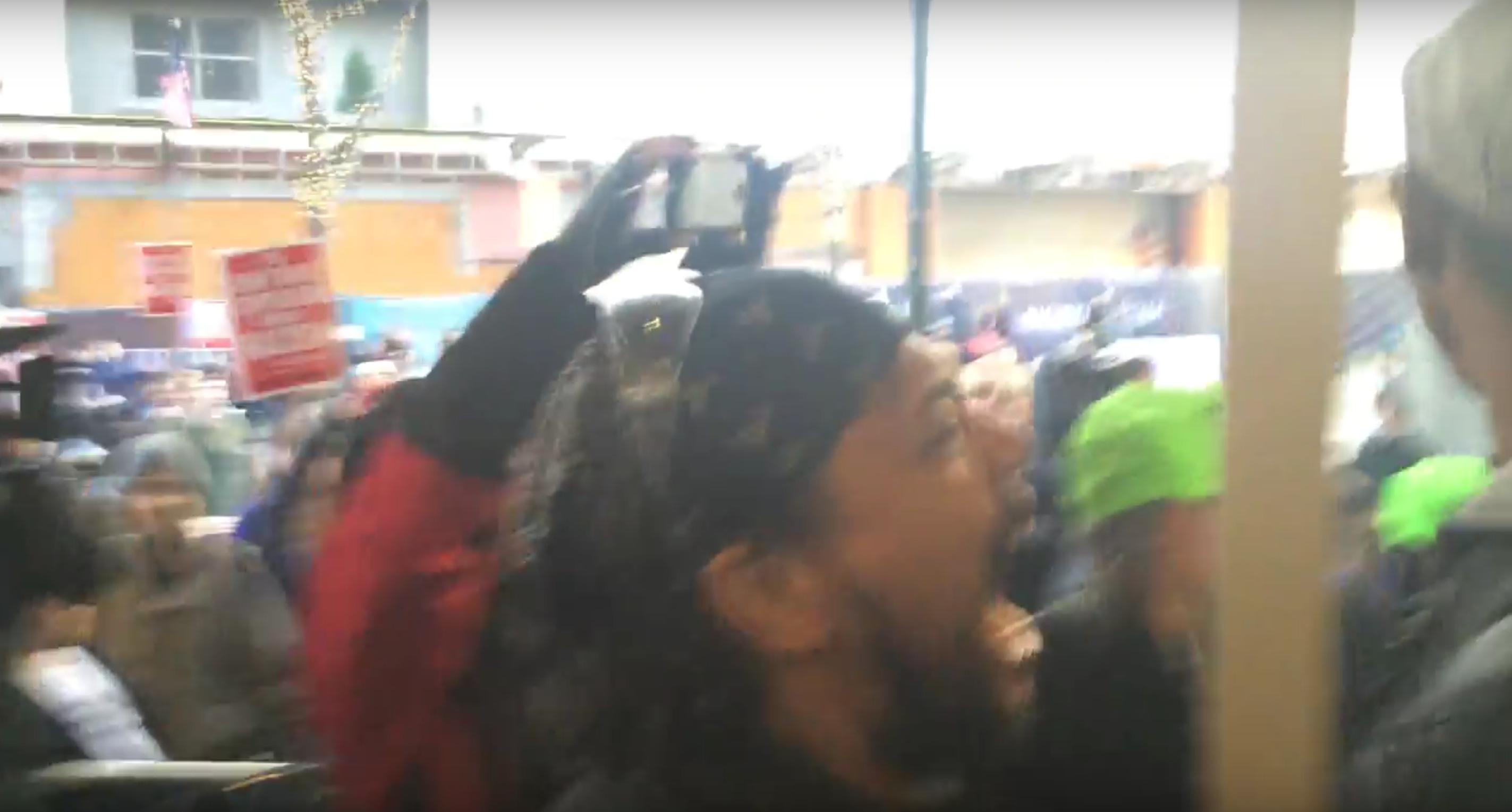 Photo of Seattle: Massive police presence fails to deter Black Lives Matter