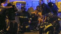 Survivor of Paris attack being treated