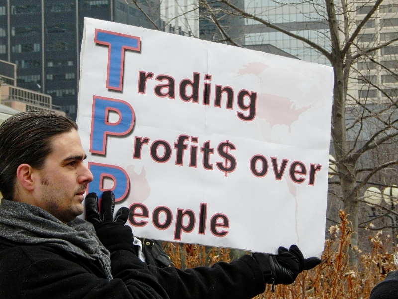 Photo of Trans Pacific Partnership: Dagger aimed at China and global working class