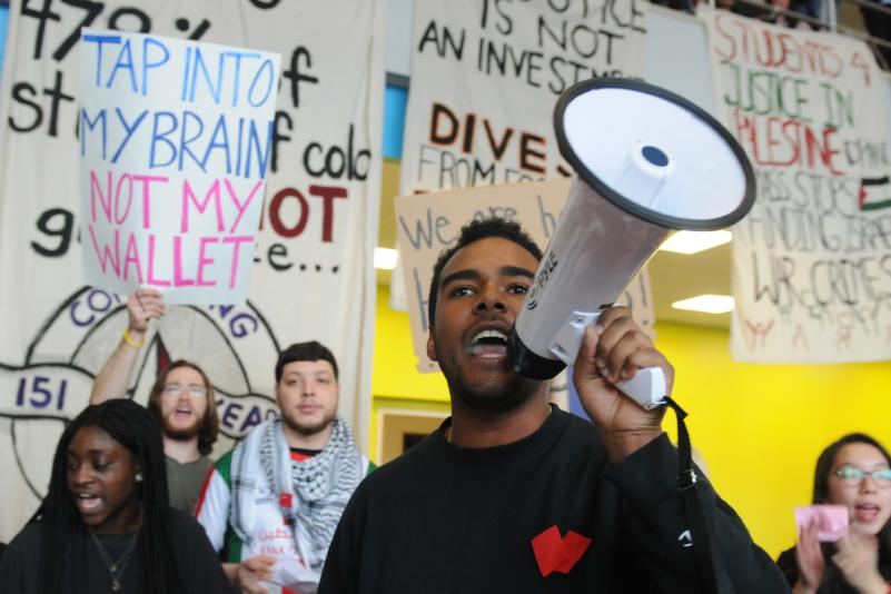 Photo of Million Student March links education as a right to struggles of workers and oppressed