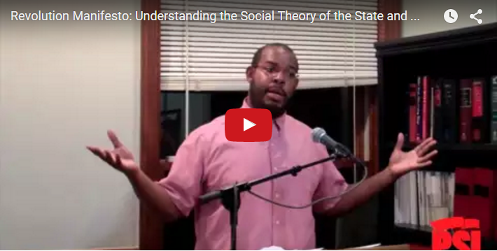 Photo of Video: Understanding the social theory of the State and Revolution