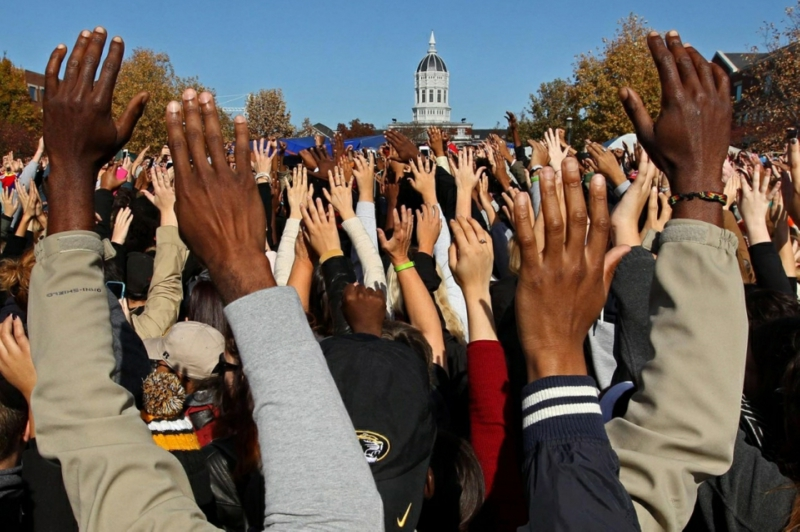 Photo of Campuses rise against racism