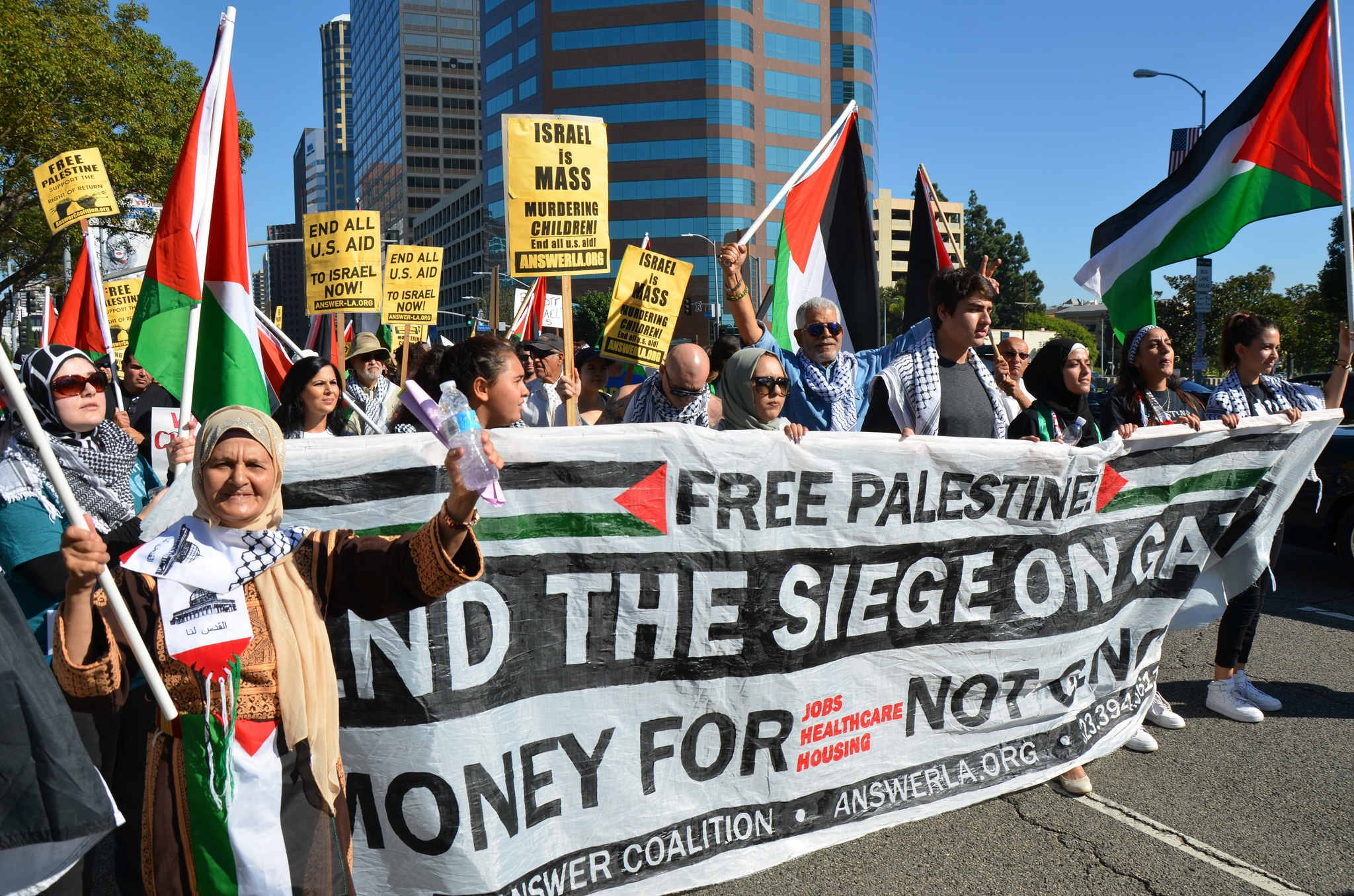 Photo of Frequently asked questions about Palestine—The basics of the fight for liberation