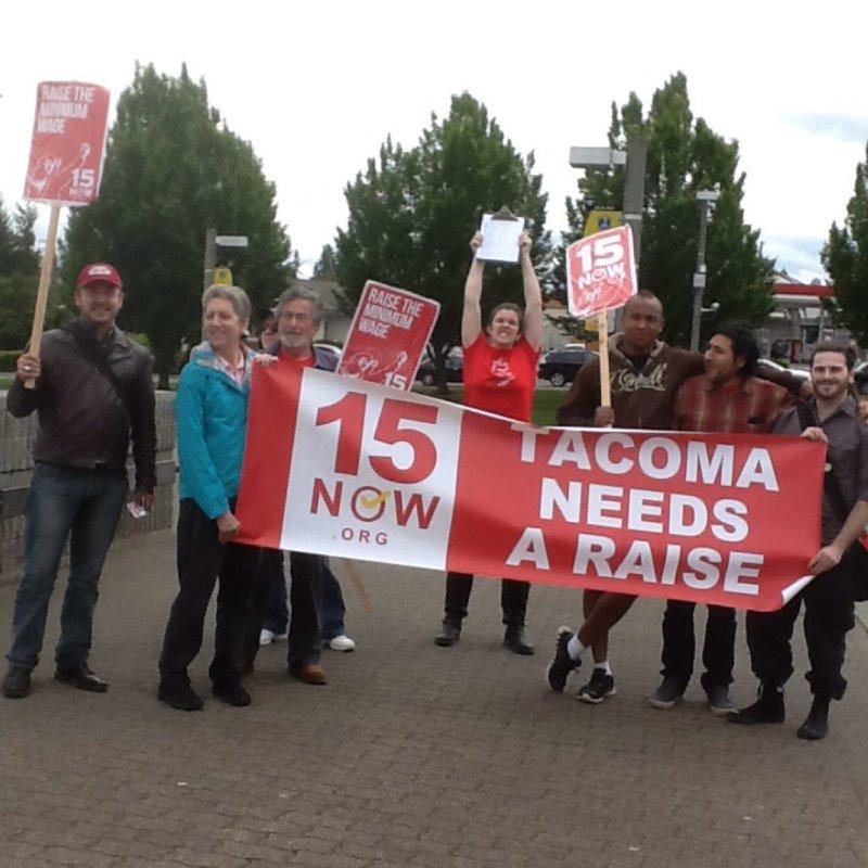 Photo of Organizer interview: Minimum wage victory in Tacoma, Wa