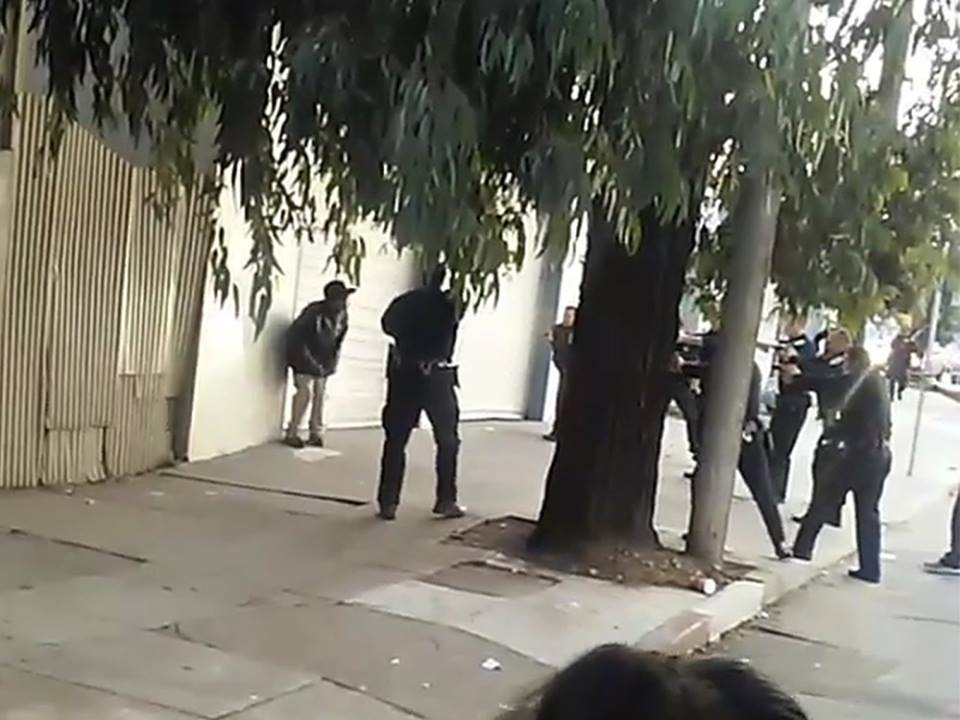 Domestic terrorism: SFPD firing-squad execution of Mario Woods