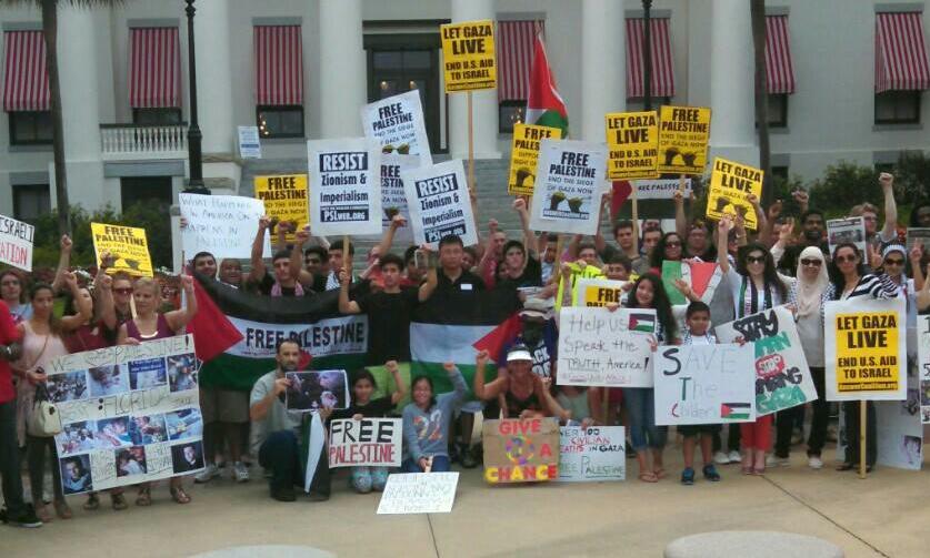 Florida bill targets BDS human rights campaign