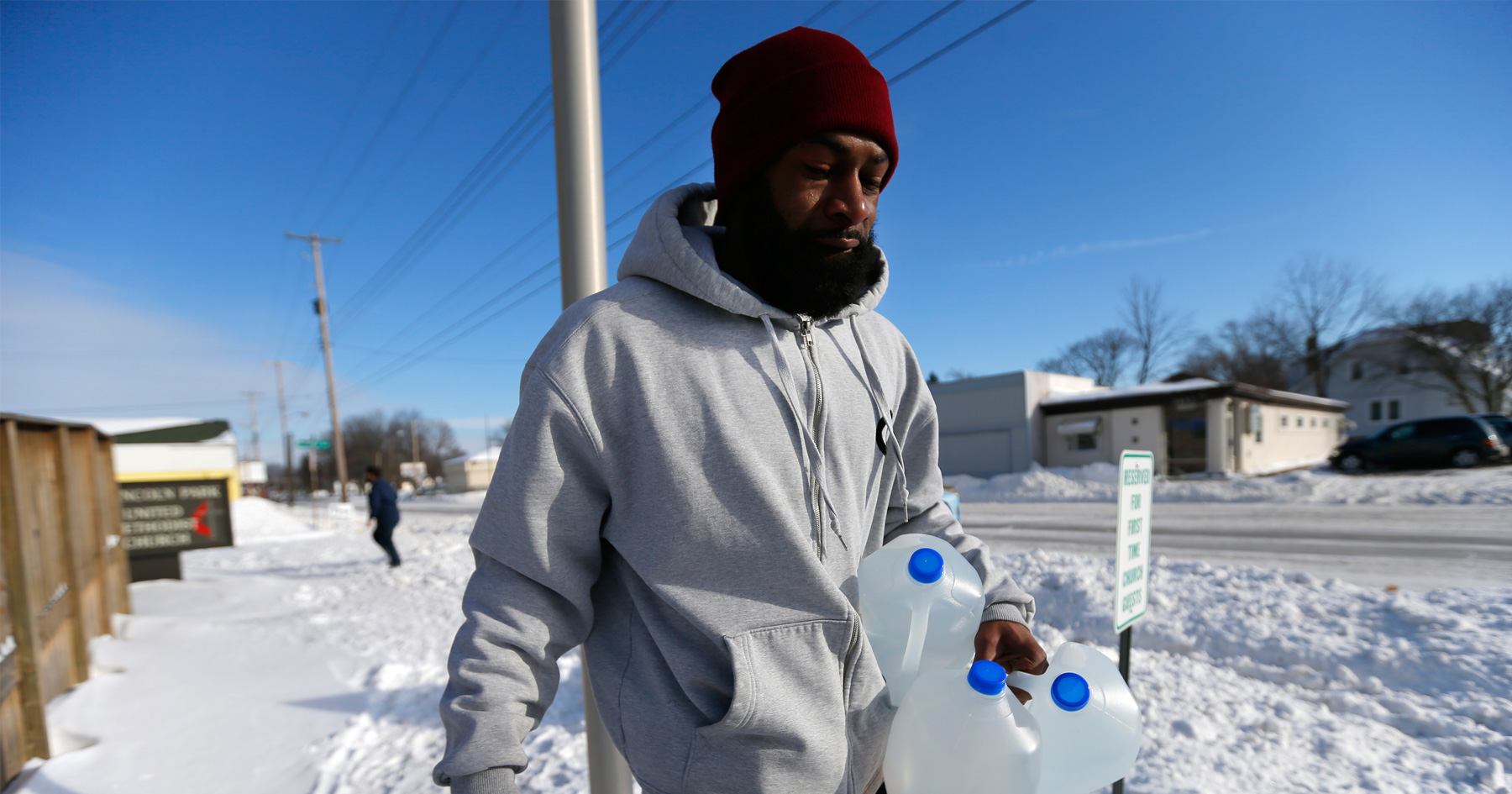 Photo of Flint water crisis: This is what austerity looks like