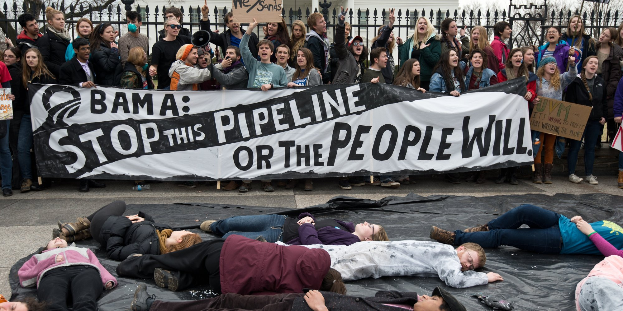 Photo of TransCanada sues US for $15B to rescue Keystone XL Pipeline