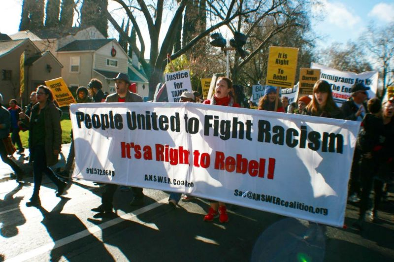 Photo of Sacramento united to fight racism on MLK Day